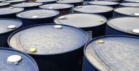 Bonny Light Crude Oil CIF qualquer porto seguro -