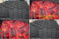 briquete de carvão, briquete de carvão palma karnel, carvão vegetal de madeira fixo. -