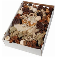 DRY FLOWER ASSORTED TRAY -