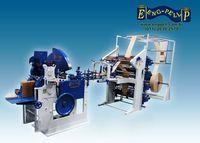Maquina Saco de Papel de 0,5 a 3 Kg - com impressão -