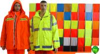 vestuário retardador de chama para a roupa soldador -