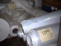 PEBD FILME CLARO EM FARDOS (LDPE 98/2) / PEBD FILME 100% CLARA EM ROLOS -