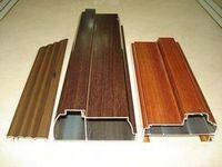 Grão de madeira pulverizada -