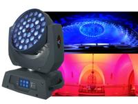 36X10W RGBW em 1 LED zoom movendo a cabeça fase luz ML3610ZOOM -