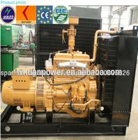 Mini usina AC trifásico biogás Grupo Gerador -