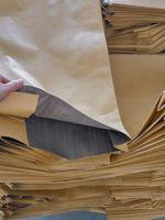 sacos de válvula de saco de papel-plástico composto de 20kg/40kg de saco de cimento -