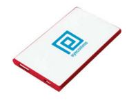 2016 Hot venda 2400MAH banco de energia portátil de cartão de crédito -
