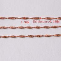 Cadena de la cuerda de latón -