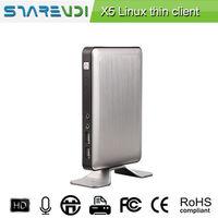 High end Verde X5 Thin Client PC vídeo on-line da impressora experiência RDP usb -