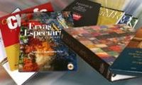 Serviços De Impressão (Revistas, Livros, Catálogos, Etc) -