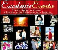 Eventos Empresariais: Festas, Performances, Teatro, Stand-Up -