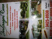 Jardinagem e paisagismo -