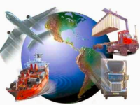 Logística integrada | Container | Navios | Carga Solta | Grãos | Graneleiro | Caminhões -