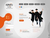Desenvolvimento de sites institucionais -