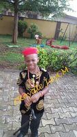 Nossa herança de cultura africana -