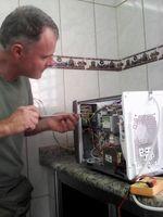 Manutenção e Conserto de Microondas -