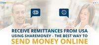 Enviar dinheiro para o Brasil - Sharemoney -